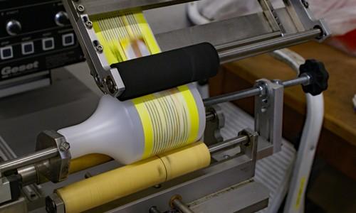 Lindner Kunststoffprodukte Etikettierung