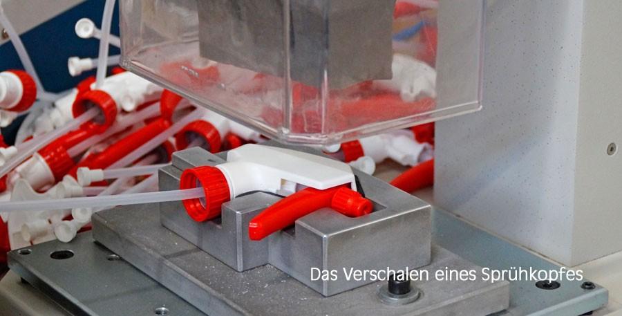Lindner Kunststoffprodukte Konfektionierung