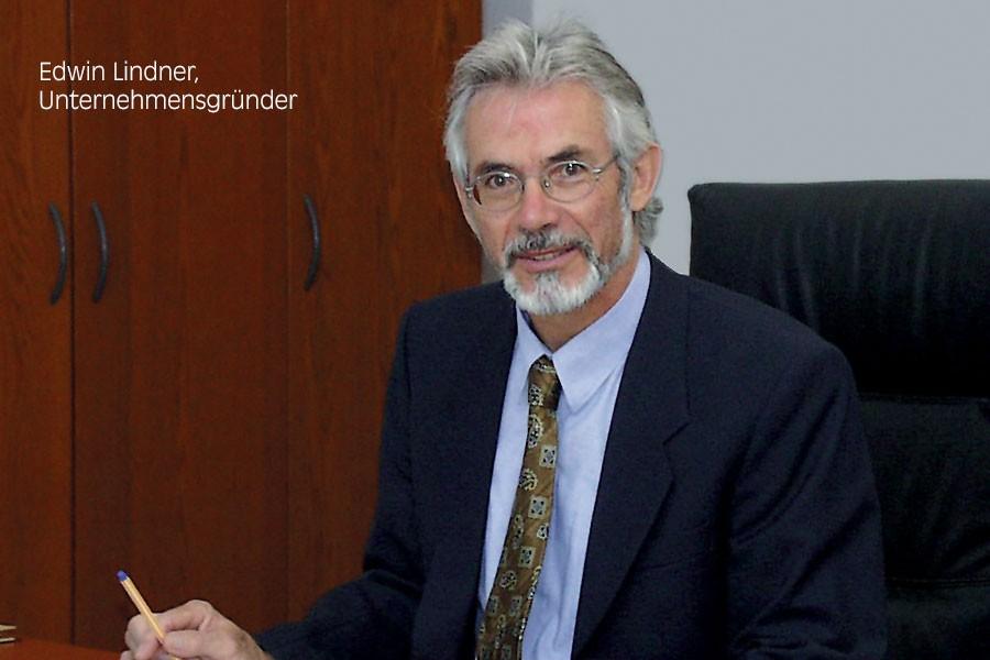 Edwin Lindner Firmengruender