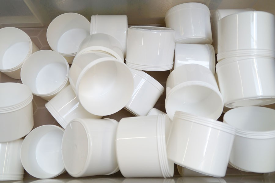 Lindner Plastic Packaging Mesmo Jars