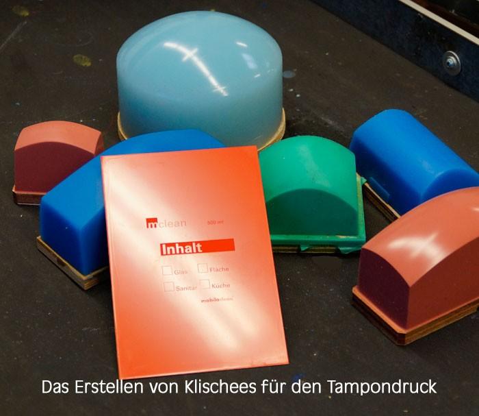 Lindner Kunststoffprodukte Bedruckung Siebdruck