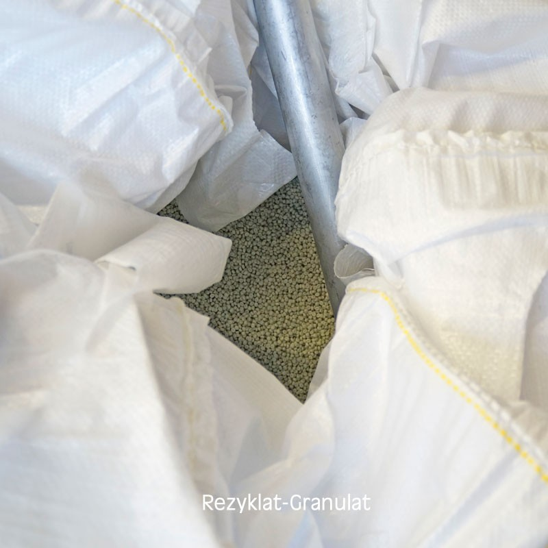 Lindner Produkte aus Recyclat oder Rezyklat