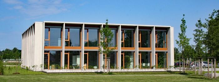 Lindner Kunststoffprodukte Headquarters Historie