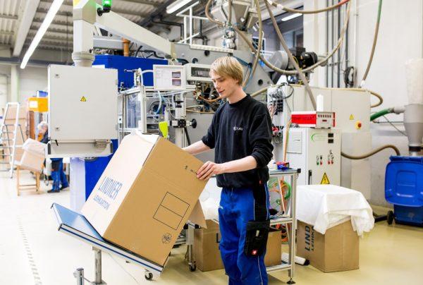 Lindner Kunststoffprodukte Ausbildung