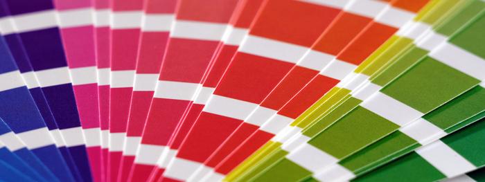Lindner Kunststoffprodukte Farbpalette