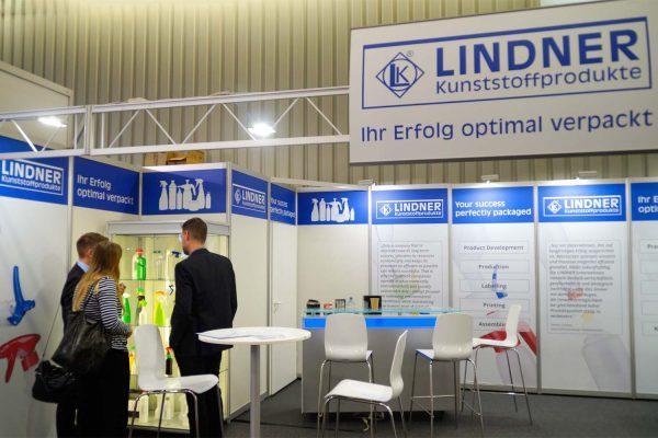 FachPack Lindner Spruehsysteme