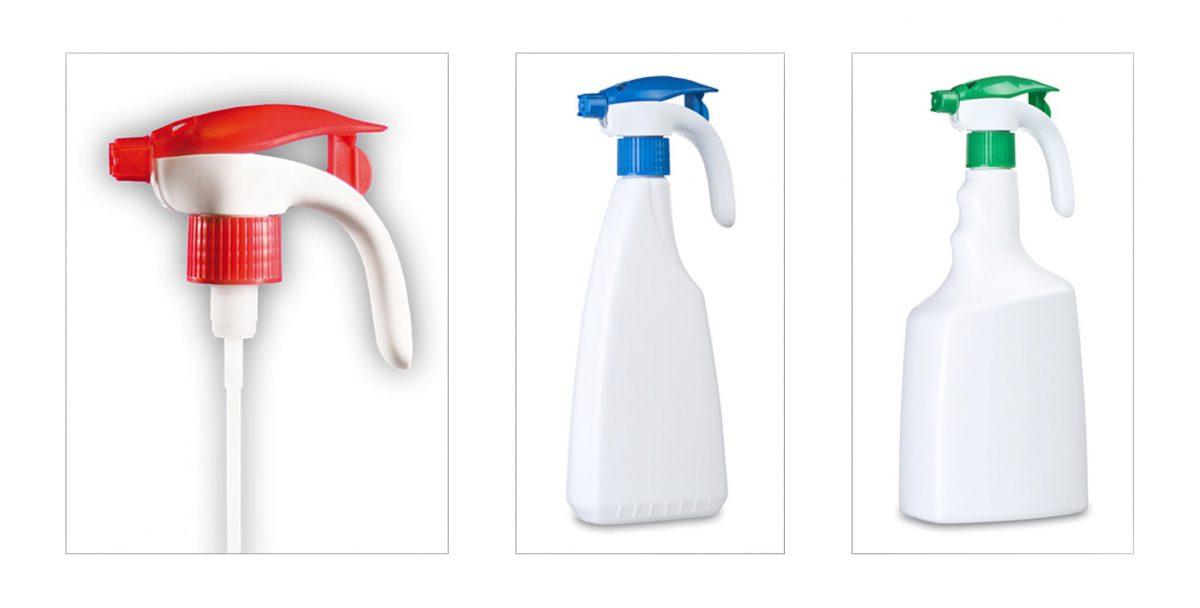 Lindner Kunststoffprodukte Trigger Sprayer Poseidon
