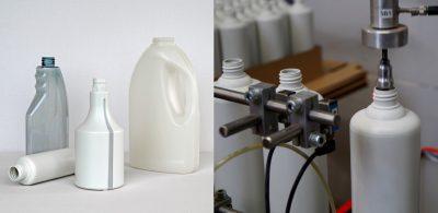 Lindner Kunststoffprodukte Recyclat / Rezyklat Flaschen