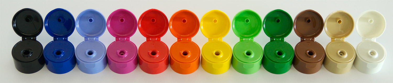 Klappscharnierverschlüsse aus Recyclat von Lindner